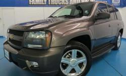 $12,988 2008 Chevrolet TrailBlazer LT Sunroof Leather 4x4