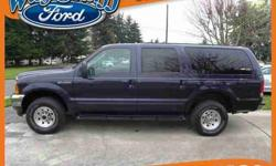 $12,989 2000 Ford Excursion Xlt 4wd