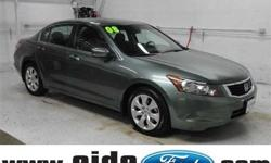 $12,990 2008 Honda Accord Sdn EX