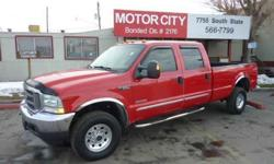 $12,995 Used 2004 Ford F-350 SD for sale.