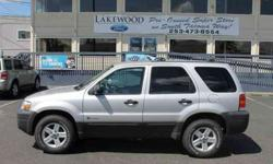 $12,996 2005 Ford Escape Hybrid
