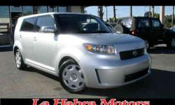 $12,998 2008 Scion xB -