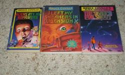 $12 Rod Albright Alien Adventures Series by Bruce Coville
