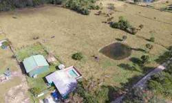13070 105th Street Fellsmere Four BR, This 15 Acre Home