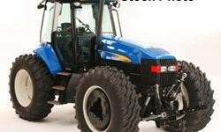$130,000 2012 New Holland TV6070 Bi-Directional Tractor