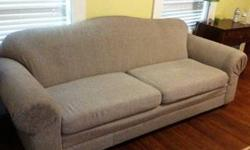 $130 Large clean sofa