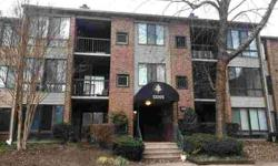 13205 Chalet Pl #6-204 Germantown, Second-level condo with 2
