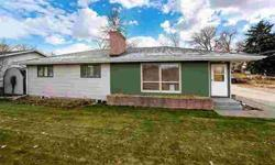 1326 Rosebud Lane Billings, Ranch style home with room for