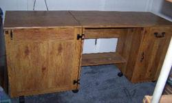 $135 Sewing Desk