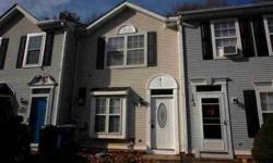 138 Creekside CT Newark Two BR, Beautifully renovated town