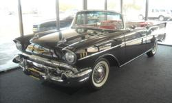 $139,500 OBO 1957 Chevy Bel Air Convertible Restored ,