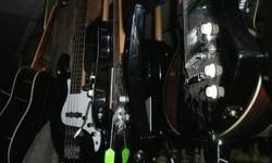 $139 Acoustic and Electric Guitars and Bass Guitars 50 in