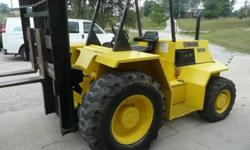 $13,000 1999 Sellick SD80 Fork Truck