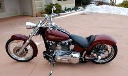$13,200 2000 Harley-Davidson Softail for sale by Private