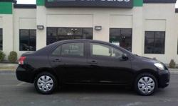 $13,299 2012 Toyota Yaris Sedan 4D