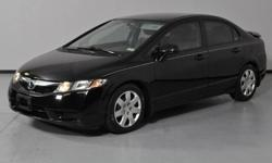 $13,340 2009 Honda Civic LX