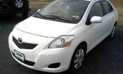 $13,749 2012 Toyota Yaris Sedan 4D