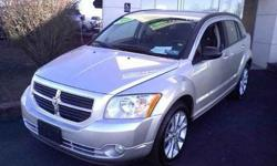 $13,894 2011 Dodge Caliber Heat Sport Wagon 4D