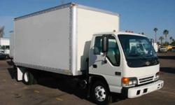 $13,900 2005 CHEVROLET W3500 Straight - Box Truck