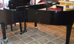$13,900 Petrof Grand Piano, 6 ft. 4 inches-Gorgeous