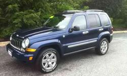 $13,995 2005 Jeep Liberty Limited