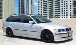 $13,999 2003 BMW 325IT Wagon