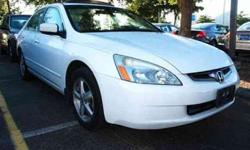 $13,999 Used 2004 Honda Accord Sdn EX Auto w/Leather/XM