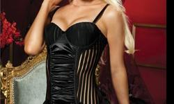 $13 Corsets, Bustiers, Babydolls, Chemises, Bra Sets and