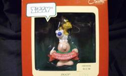 $13 Heirloom Collection ZIGGY 1994 by Tom Wilson Christmas