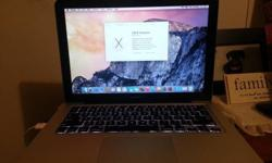 "13"" MacBook Pro Great Condition"