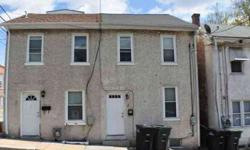 13 N Church St Coatesville Three BR, Updated Row home