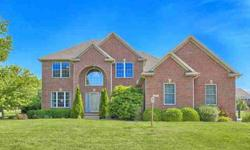 1402 Ridgefield Drive Mahomet Five BR, Stunning home in