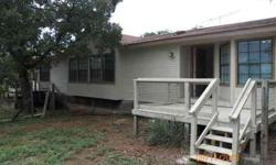 1416 Roselea Drive Buchanan Dam Two BR, nice duplex with