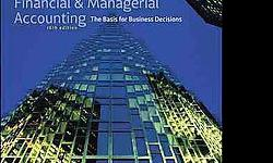 $149 Financial & Managerial Accounting (2011, hardcover)
