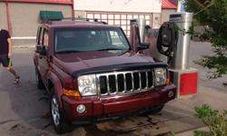 $14,000 2007 Jeep Commander