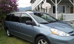 $14,000 OBO 2007 Toyota Sienna LE, 3.5L V6 Automatic Van,