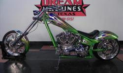 $14,000 OBO American Iron Horse Customized Texas Chopper