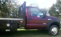 $14,500 OBO 2007 Ford F-450 XL Super Duty, Flatbed, Turbo