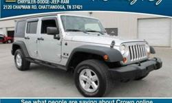 $14,800 2007 Jeep Wrangler UNLIMITED X
