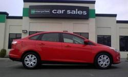 $14,866 2012 Ford Focus SE Sedan 4D