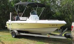 $14,900 2008 18.7? SeaFox Center Console