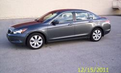 $14,900 2008 Honda Accord Ex-L