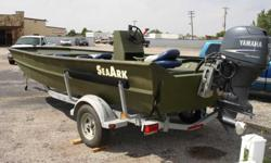 $14,900 2009 20' Sea Ark / Model 2072 Super John Boat Center