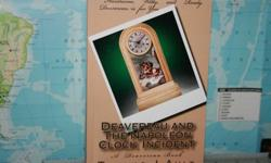 $14.95 Deavereau and the Napoleon Clock Incident