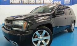 $14,988 2006 Chevrolet TrailBlazer SS Navi Leather/Suede