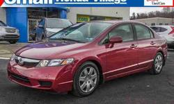 $14,988 2010 Honda Civic LX