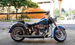 $14,995 2005 Harley-Davidson Softail Custom Deluxe - Only