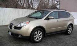 $14,995 2007 Harvest Gold Metallic Subaru B9 Tribeca