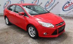 $14,995 2012 Ford Focus SEL
