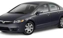 $14,999 2010 Honda Civic Sdn LX